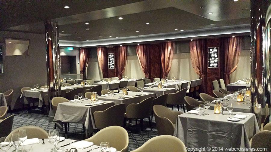 Restaurant du Quantum of the Seas