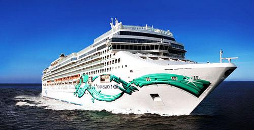 Navire de croisière Norwegian Jade