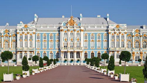 Musée de l'Ermitage à Saint Petersbourg