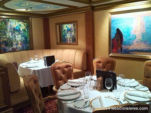Restaurant français Norwegian Jade