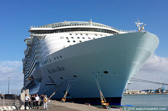 L'Allure of the Seas de Royal Caribbean