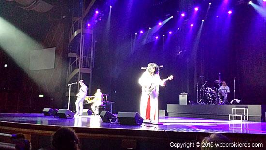 Salle de concerts et spectacles