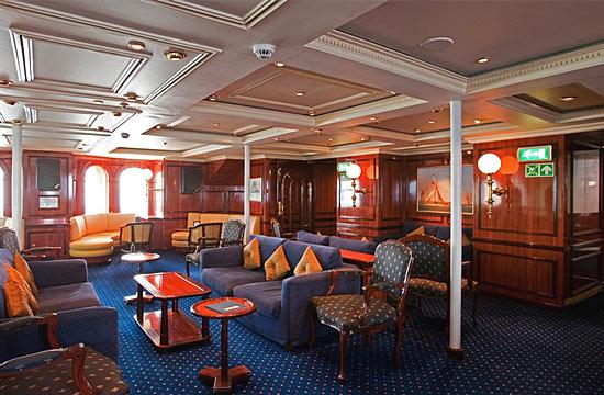 Salon du voilier Star Clipper