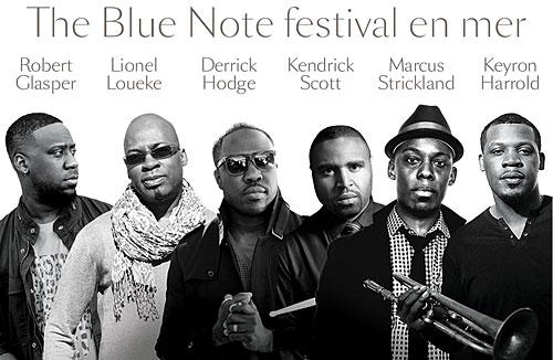 Célébration des 75 ans du label Jazz Blue Note : pour croisière musicale très jazzy...