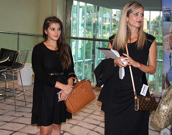 Vos conseillères Jet-travel Alexia et Emeline