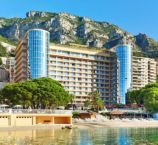 Le Méridien Beach Plaza Hôtel à Monaco