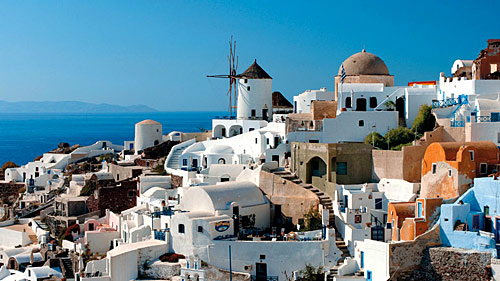 Croisières en Grèce Mer Méditerranée