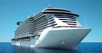 Le nouveau navire MSC Seaside