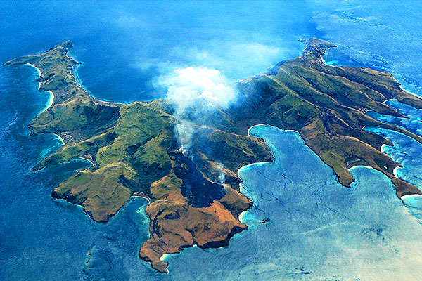Ile de Komodo (Indonésie)