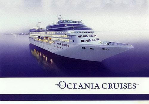 Compagnie de croisière Oceania Cruises