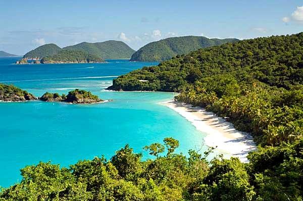 Une plage paradisiaque du Costa Rica