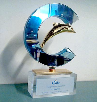 23ème édition des Lauréats de la Mer :  votre agence WEBCROISIERES récompensée |