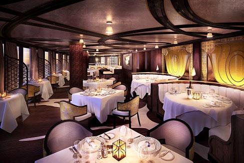 Restaurant d'inspiration et de cuisine française