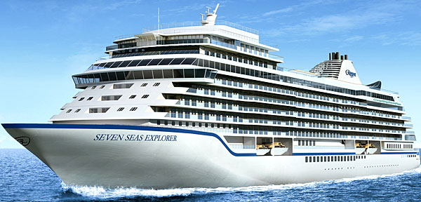 Le Seven Seas Explorer