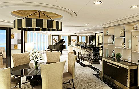Regent Suite du Seven Seas Explorer