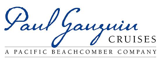 Logo de la compagnie de croisières de luxe Paul Gauguin Cruises