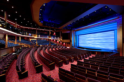 Cinéma 3D (classe Freedom of the Seas)