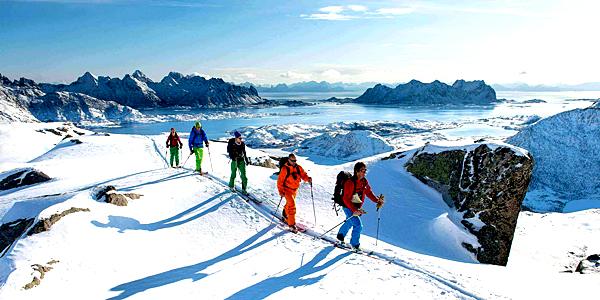 Randonnée avec Hurtigruten