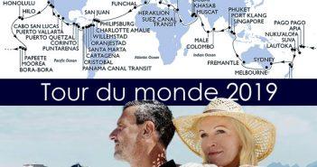 Tour du Monde MSC Croisières 2019
