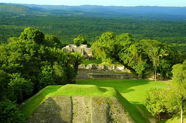 Site archéologique Mayas