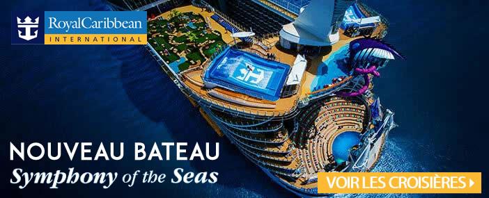 Voir les croisières à bord du Symphony of the Seas