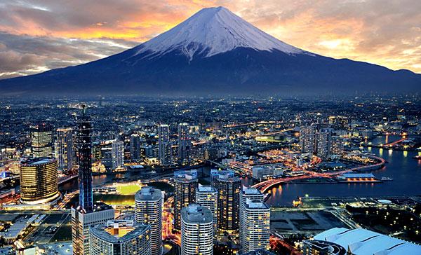 Vue d'ensemble de Tokyo