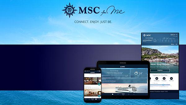 MSC FOR ME Application