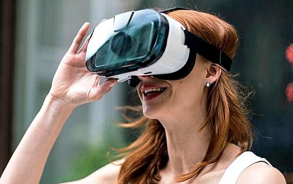Casque de réalité virtuelle MSC FOR ME