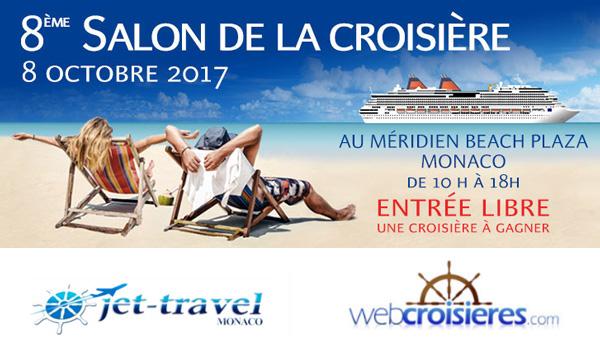 8ème Salon de la croisière organisé par Jet-travel / Webcroisieres