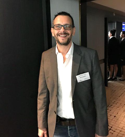 Massimo Voyat directeur de l'agence Webcroisieres.com