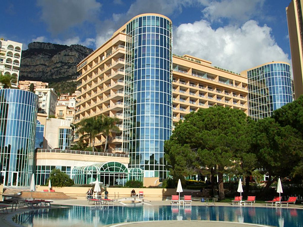 Aperçu du Méridien Beach Plaza de Monaco