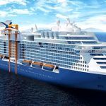 Projection du futur Celebrity Edge