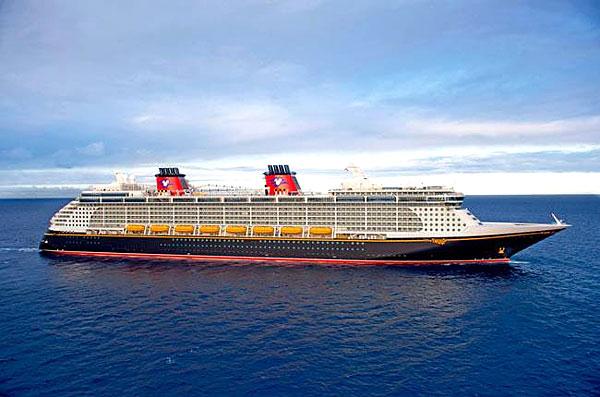 Navire Disney