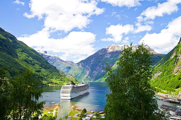 Croisières dans les Fjords de Norvège et en Europe du Nord