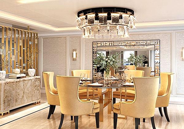Projection de la future Regent Suite