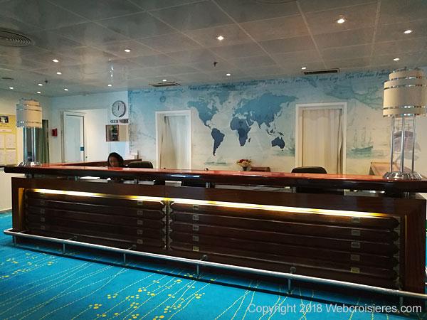 Réception du Club Med 2