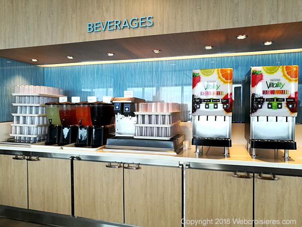 Distributeurs de boissons chaudes ou froides