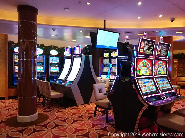 Casino du Sapphire Princess