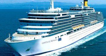 Navire de croisière Costa Luminosa