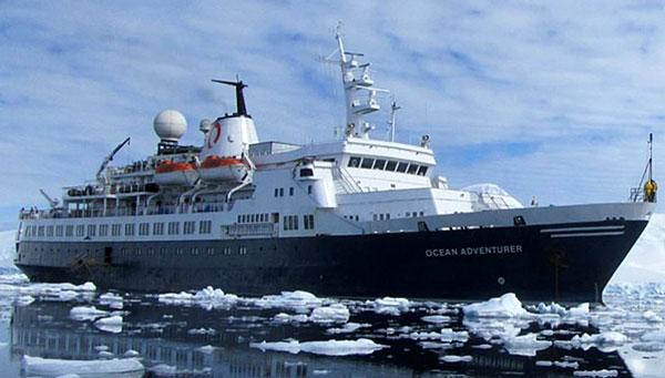 Ocean Adventurer de la compagnie Quark Expeditions