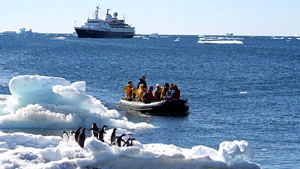 Croisières expédition sur l'Ocean Adventurer