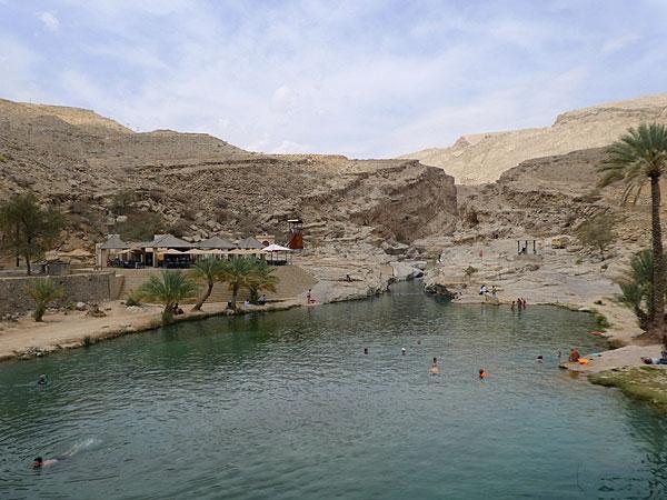 Gorge de Wadis