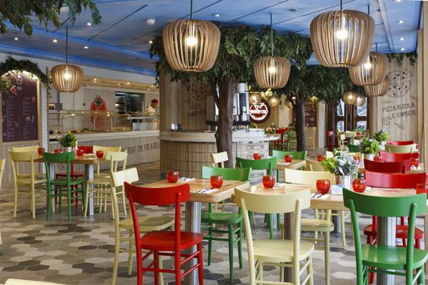 Restaurant Pizzeria Pummid'oro