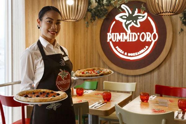 Le Restaurant Pizzeria Pummid'oro