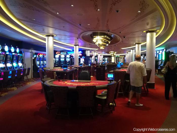 Casino du Celebrity Reflection