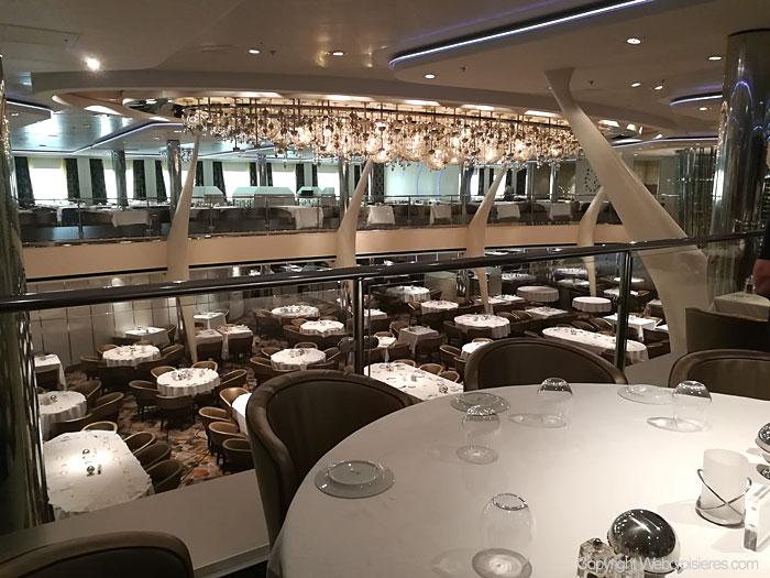 Le restaurant Opus Dining Room