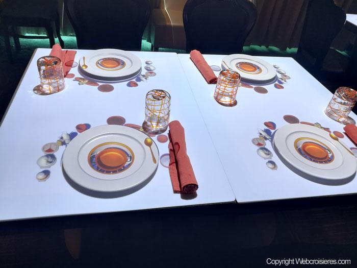 Un spectacle en 3D se joue dans votre assiette !
