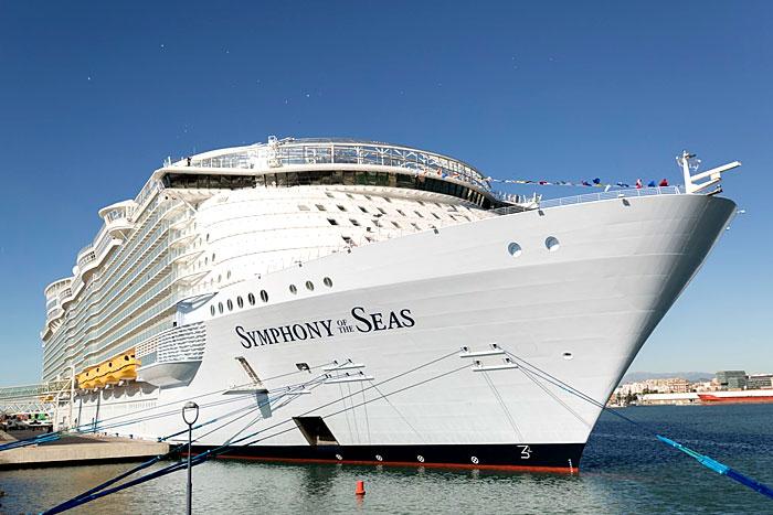 Le Symphony of the Seas
