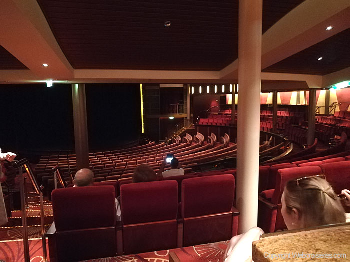 Théâtre du Celebrity Reflection