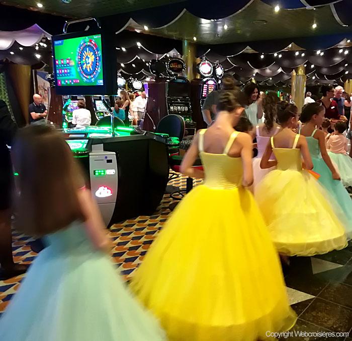 Photo de la journée Princesses...